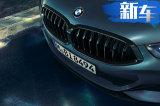 宝马8系旗舰轿车将上市 搭4.4T引擎/售88万元起