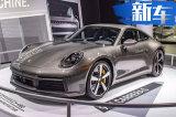 保时捷全新911上市 搭3.0T引擎/增7速手动变速箱
