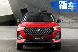 宝骏全新SUV RS-5使用钻石LOGO 即将正式开卖!