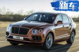 宾利全新添越性能版年内开卖 搭6.6T引擎/动力大涨