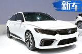东风本田INSPIRE亮相成都车展 将于10月正式开卖