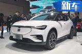 天际ME7纯电动SUV开卖 36.68万起售pK奔驰EQC