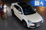 长安3款全新SUV规划 竞争帝豪GS/马自达CX-4