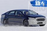 福特将推新款蒙迪欧 配驾驶辅助系统/年底亮相