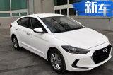 北京现代新款领动5月上市 车身加长换1.5L引擎