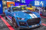 福特新野马高性能版 搭5.2L引擎增大量运动套件