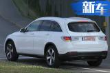 奔驰新款GLC年底亮相 动力小幅提升/竞争宝马X3