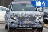 奔驰全新SUV GLB开始路试 明年引入国内销售