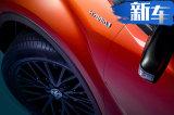 丰田新款C-HR 本月首发亮相 2.0L引擎动力大涨