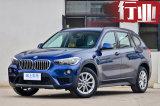 宝马前8月销量增长15.7% X5累计销售新车1.5万辆