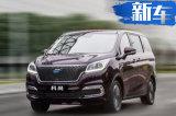 欧尚推全新MPV 首搭电滑门/预售价9.98-14.28万元