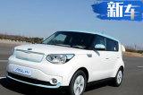 造型方正,酷似MINI 起亚将推全新紧凑型纯电SUV