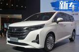 广汽传祺GM6全新MPV首发 7座布局/年内上市