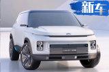 吉利BMA架构第二款SUV曝光 外形硬朗/明年开卖