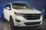 新款福特锐界官图亮相 车辆内外全面升级