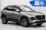 新宝骏RS-3 SUV实车曝光 尺寸超比亚迪元6万起售