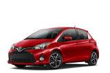 丰田2015款雅力士改款发布 月底海外上市
