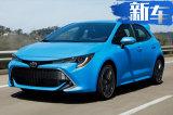 丰田卡罗拉GR Sport曝光 搭2.0L发动机/动力提升