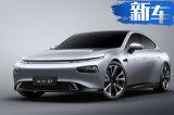 小鹏纯电动车1个月后预售 轴距超特斯拉Model S