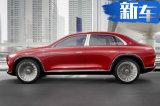 奔馳超豪華SUV年內亮相 搭V8發動機/134萬元起售