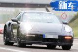 保时捷新911 Turbo谍照!搭3.8T/明年春季上市