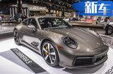 保时捷全新911多图实拍 搭3.0T引擎破百仅3.7秒
