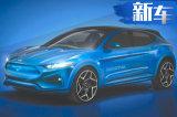 福特全新纯电动SUV 续航595km超特斯拉Model X