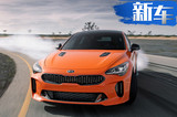 起亚全新性能掀背车曝光!年内上市/竞争奥迪S6