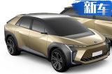 """比亚迪唐/秦Pro EV将""""换标""""丰田 专供中国市场"""