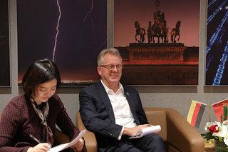 专访宝沃全球CEO华立新