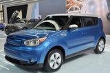 起亚Soul电动车将于下月量产 预售价公布