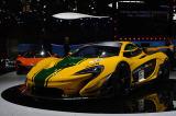 进一步减重/混合动力 迈凯伦P1 GTR实拍