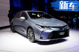 一汽丰田TNGA工厂产能翻1.2倍 年内两款新车上市