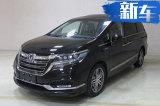 东风本田新款艾力绅20天后上市 增混动版油耗更低