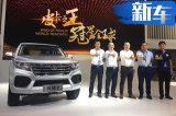 长城风骏7国五超值版上市,8.98起,增四款车型