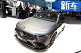 奔驰A级再推全新性能车!百公里加速仅需5.9s