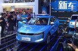 长城欧拉纯电动SUV开卖 补贴后售价8.98万元起