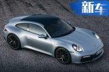 保时捷全新911全新曝光!新增猎装外观造型设计