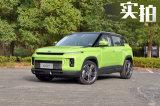 说它是量产车,你信吗?吉利全新紧凑型SUV实拍