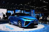 氢燃料电池车 丰田Mirai概念车车展实拍