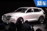 现代捷恩斯推全新豪华SUV 纽约车展亮相
