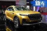 红旗大5座SUV搭最新2.0T引擎 动力超奔驰GLC
