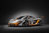 迈凯伦P1 GTR赛车版官图 动力达1000马力