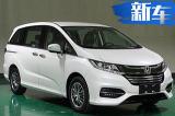 广汽本田新款奥德赛 车身尺寸调整/外观大幅改动