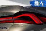 宝马全新X6 M路试曝光 搭4.4T V8引擎11月亮相