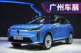 2019广州车展实拍:奔腾首款纯电动车 抢先实拍C105