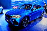 2015上海车展首发新车实拍 宝马全新X6 M