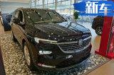 别克新SUV昂科旗上市 竞争大众途昂 29.99万起售