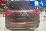 上汽大众新MPV首发 比别克GL8高端明年3月上市