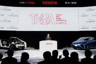 丰田改革实现制造好的汽车